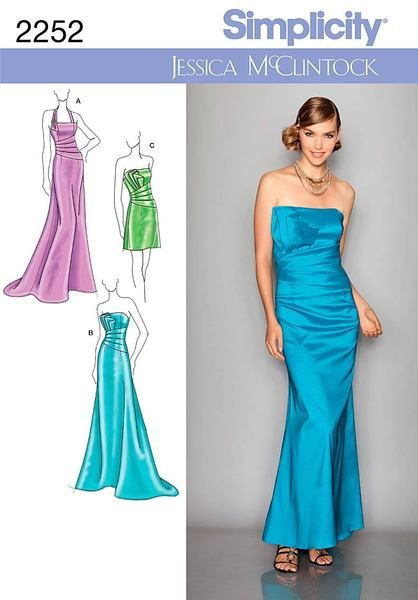 11 best Dress patterns images on Pinterest | Sewing patterns ...