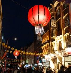 details of chinese new year celebrations in londons chinatown sunday february 10th 2013 - Chinese New Year 1985