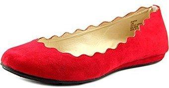American Rag Aerin Women Red Ballet Flats.
