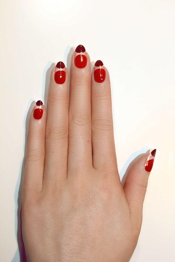 17 Best Ideas About Modern Nails On Pinterest
