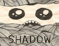 SEVENTH ISSUE CALL: SHADOW by Room181 , via Behance