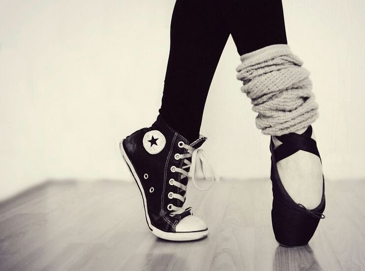 This proves that even if you are a hip hop dancer, you can love a totally different type of dance such as ballet.