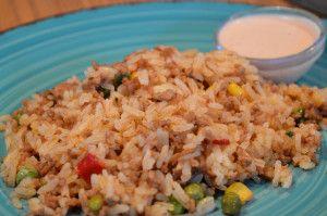 Ris och köttfärsrisotto - theresematochbak