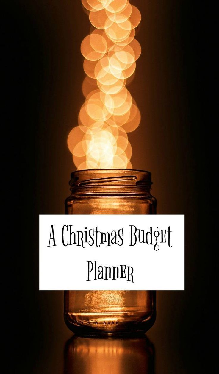 A Christmas Budget Planner to help you keep your Christmas spending under control and your some fabulous tips on how to save money on Christmas