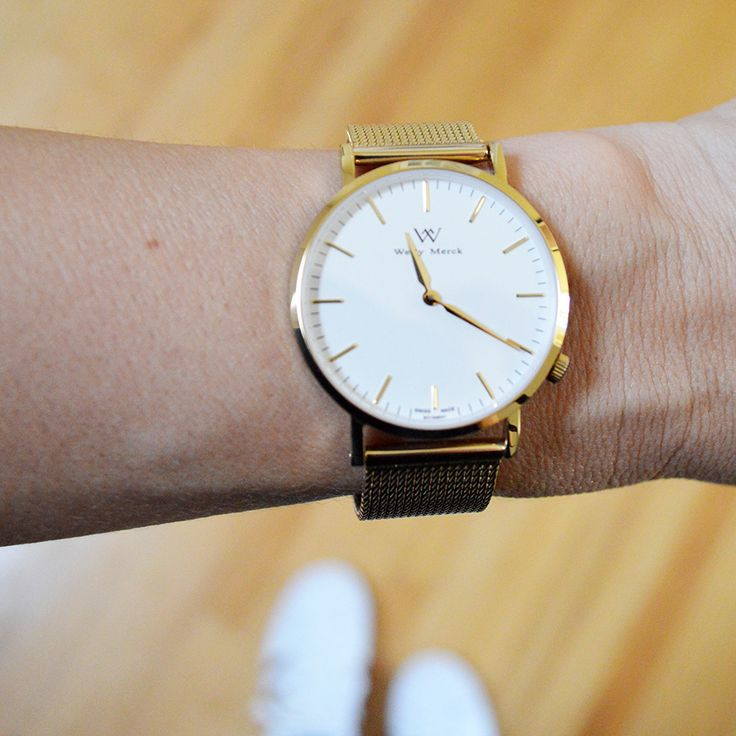 Love this pretty watch by Welly Merck. click through for details #wellymerck #watches