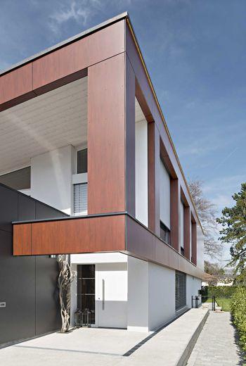 Pannelli HPL - Rivestimenti esterni per l'edilizia residenziale