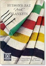 dating hudson bay point blankets