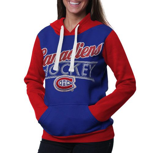 Montreal Canadiens Pullover