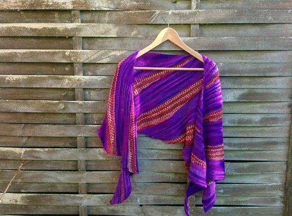 chale tricot KALJekyllHyde