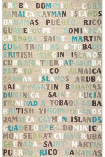 fun - has Caribbean islands listed on it