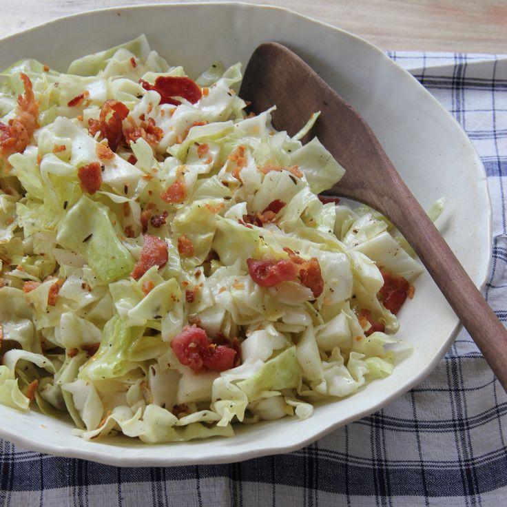 German Cabbage Salad | Food & Wine