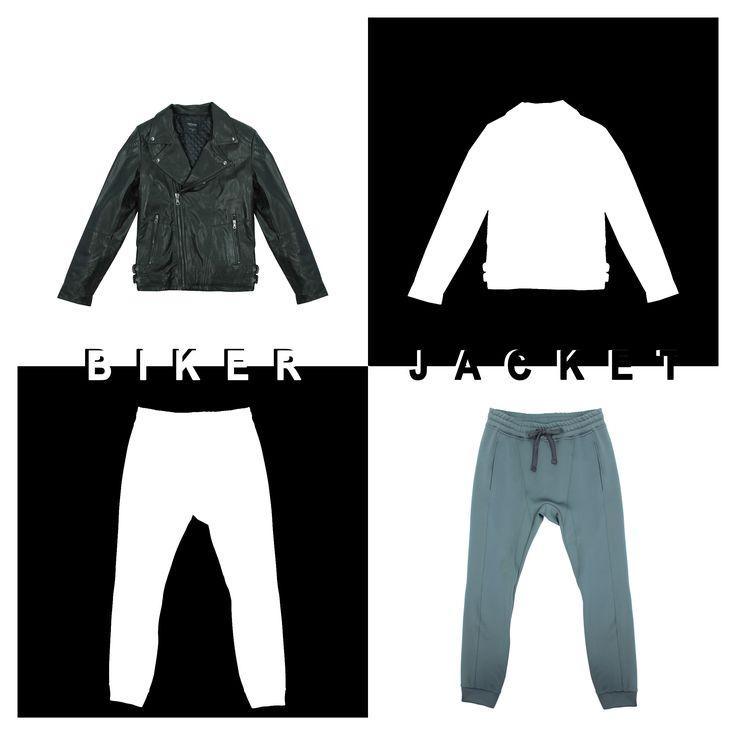 #bikerjacket