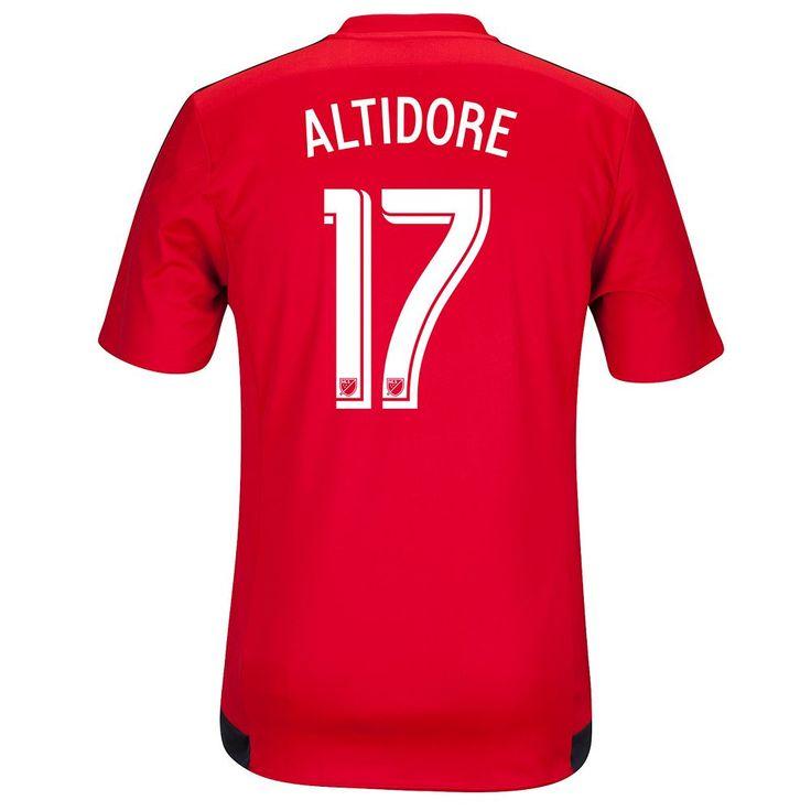 Men's Adidas Toronto FC Jozy Altidore Replica Jersey, Size: Medium, Red