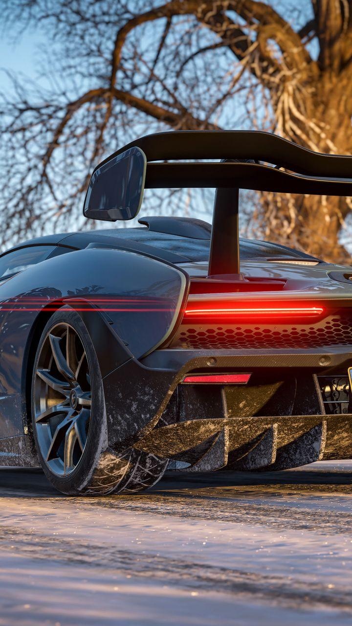 Forza Horizon 4 Mclaren Rear View E3 2018 720x1280 Wallpaper Super Luxury Cars Forza Horizon 4 Super Cars