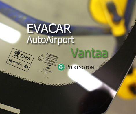 EvaCar, eli Etelä-Vantaan Auto Oy, aloitti toimintansa pienenä yhden huoltoaseman perheyrityksenä vuonna 1991. Sittemmin yritys on kasvanut ja kehittynyt ammattitaitoista huoltopalvelua tarjoavaksi autohuoltoketjuksi, joka toimii useassa huoltopisteessä eri puolilla pääkaupunkiseutua. EvaCar AutoAirport palvelee asiakkaitaan ALD Automotiven talossa Ohtolankadulla. www.evacar.fi www.facebook.com/evacar.fi markus.syyskoski@evacar.fi / p. 010 404 2921