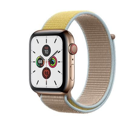 Apple Watch Series 5 with new latest features like a built