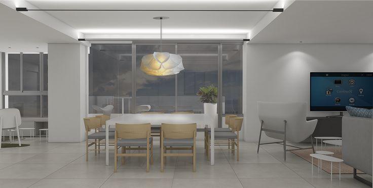 Interior Design | Lighting Design | Casa Magna 18, MAT Latinamerica