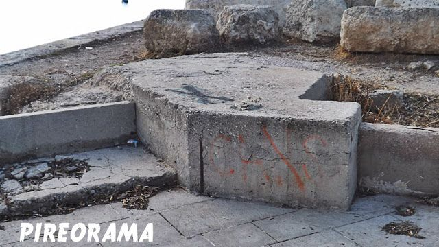 Pireorama ιστορίας και πολιτισμού: Ιστορίες των γερμανικών πυροβολείων της Πειραϊκής