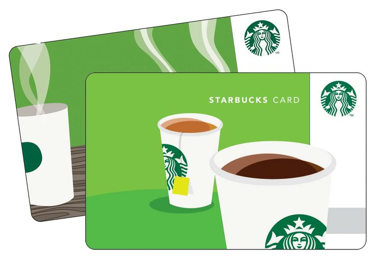 Get a free $10 Starbucks gift card when you purchase another one valued at $10 or more!