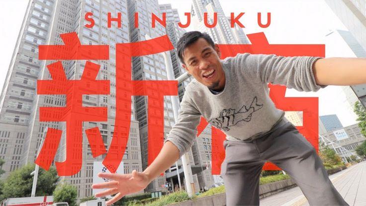 Top 10 Things to DO in SHINJUKU Tokyo | WATCH BEFORE YOU GO