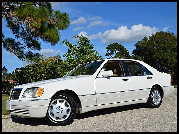 1996 Mercedes-Benz S320 | Mecum Auctions