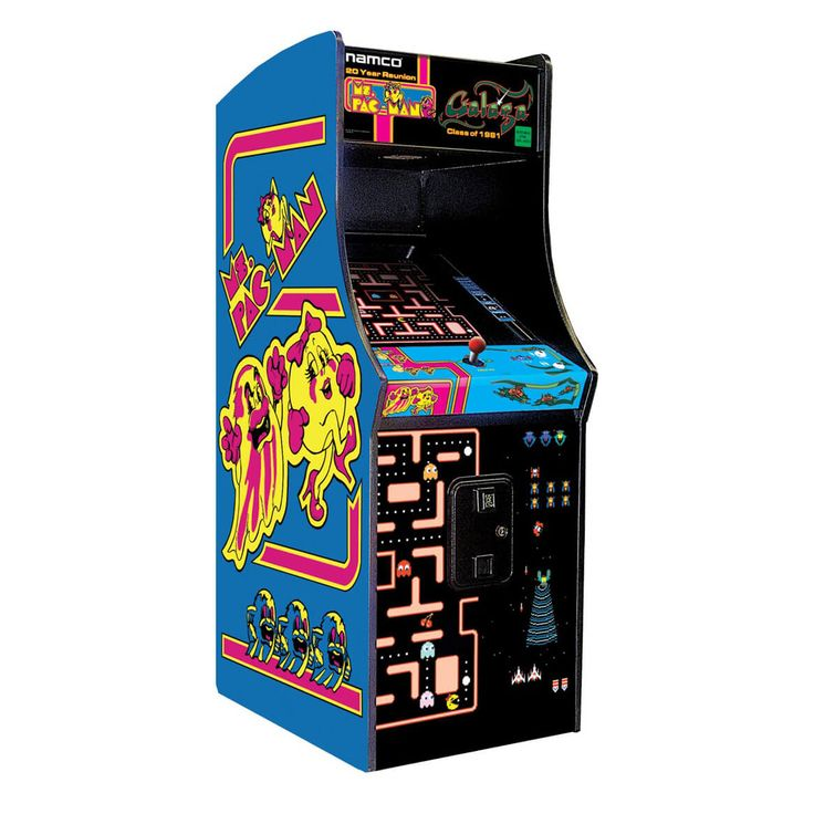 Buy Ms. Pac-man / Galaga Arcade Game online for $2999 from The Pinball Company, visit our website for more information.