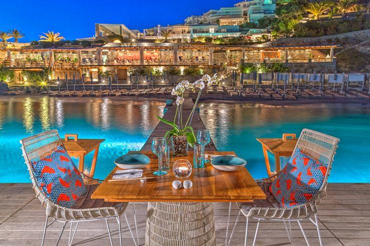 #privatedining At Buddha Bar Beach Santa Marina, Mykonos #luxury #lifestyle #dining #restaurant #experience
