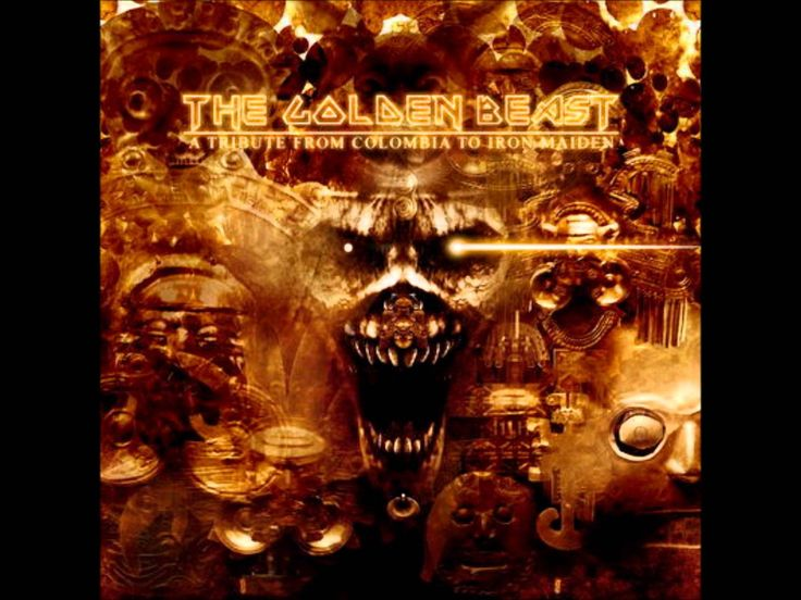 The Golden Beast - Colombian Tribute to Iron Maiden (Full Album)(HD)