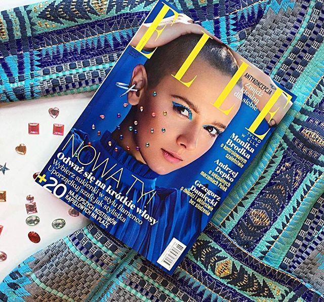 Pokażcie jak wygląda ELLE w Waszym otoczeniu. Najpiękniejsze zdjęcia z #mojeelle co miesiąc publikujemy i nagradzamy! fot. @niumiclothes #elle #magazine #issue  via ELLE POLAND MAGAZINE OFFICIAL INSTAGRAM - Fashion Campaigns  Haute Couture  Advertising  Editorial Photography  Magazine Cover Designs  Supermodels  Runway Models