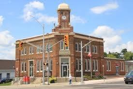 Gravenhurst post office
