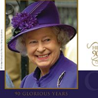 Today free of charge you can get your hands on the lovely QE2 90th Birthday Celebration First Day Cover.