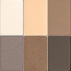 Sombras de ojos White Lily, Sweet Cream, Hazelnut, Granite, Chocolate Kiss, Espresso Mary Kay® Mineral Eye Color - Makeup -