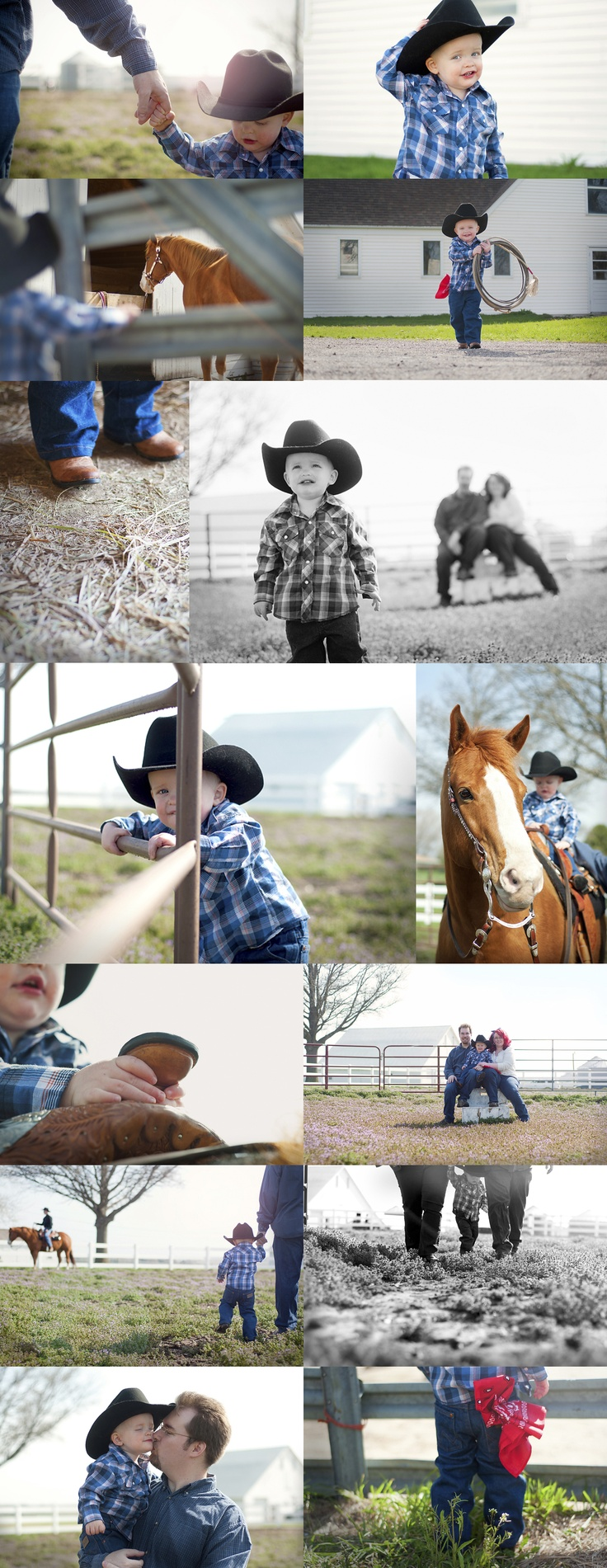 Toddler Cowboy Photo Session, by Lacy Marie Photography in Omaha NE