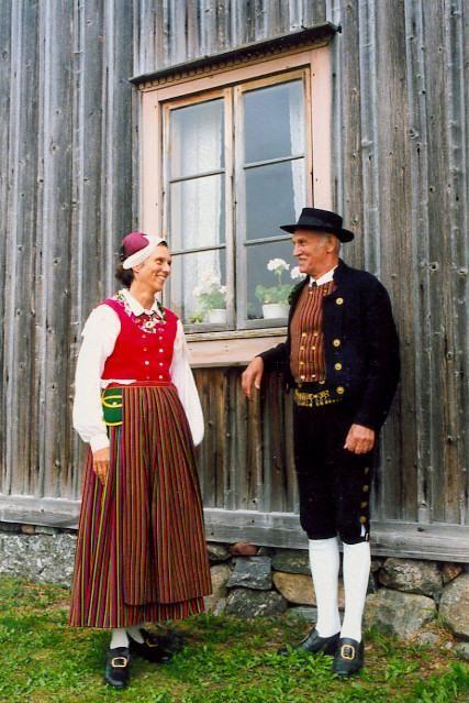 Sundom Sundom, Österbotten Folkdräkter - Dräktbyrå - Brage
