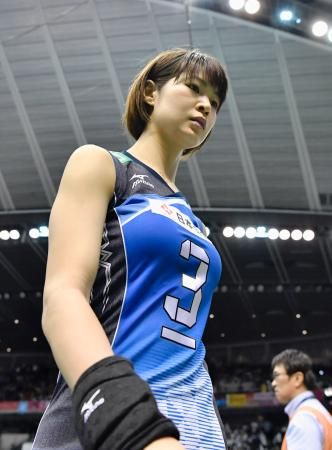 木村沙織が右手小指負傷 バレー女子日本代表主将:スポーツ:中日 ...