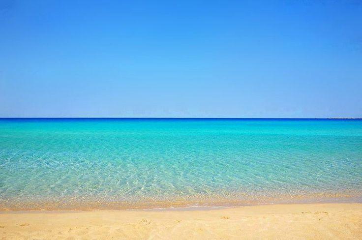 Falasarna beach, Chania - Crete island, Greece