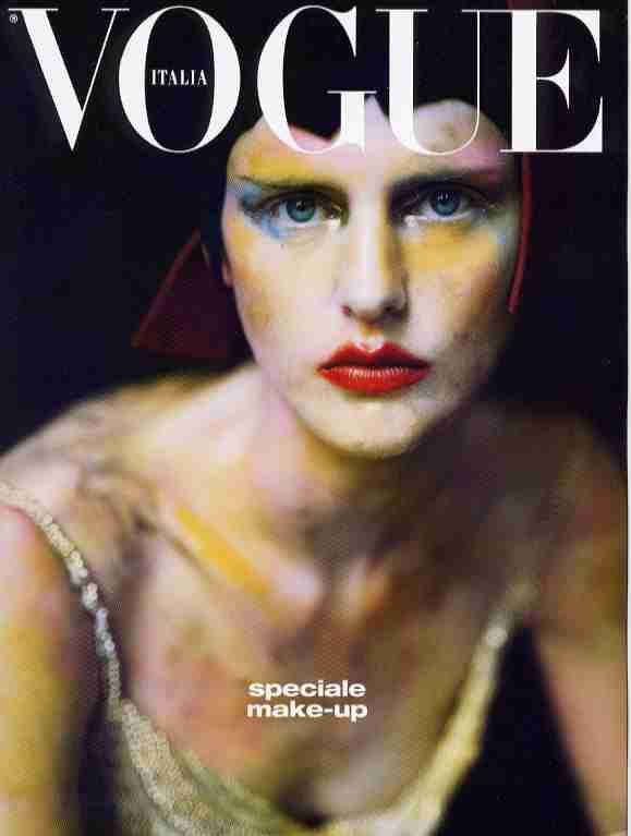 Paolo Roversi, Vogue Italie, 1999.