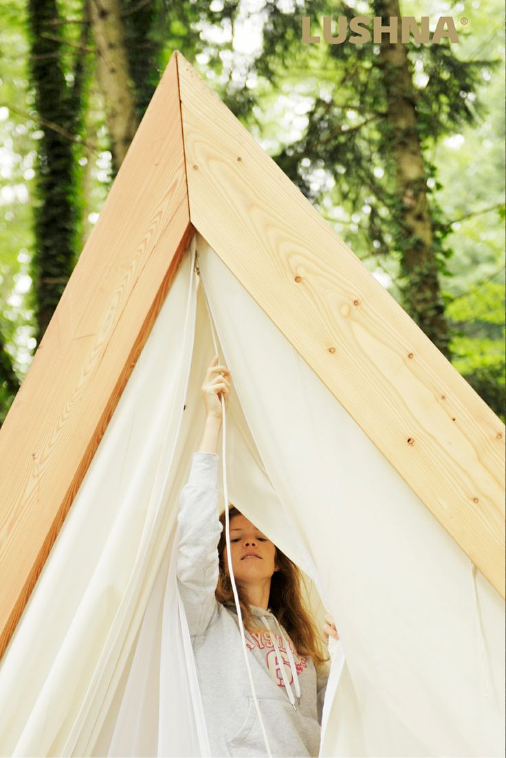 Closing outer canvas layer #air #glamping