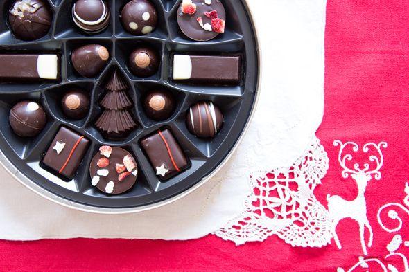Hote Chocolait calender
