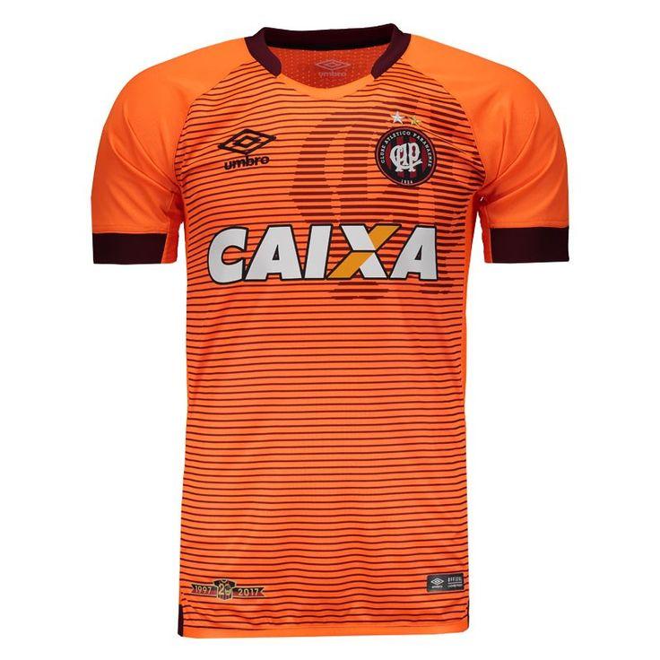 Camisa Umbro Atlético Paranaense II 2017 Somente na FutFanatics você compra agora Camisa Umbro Atlético Paranaense II 2017 por apenas R$ 239.90. Atlético Paranaense. Por apenas 239.90