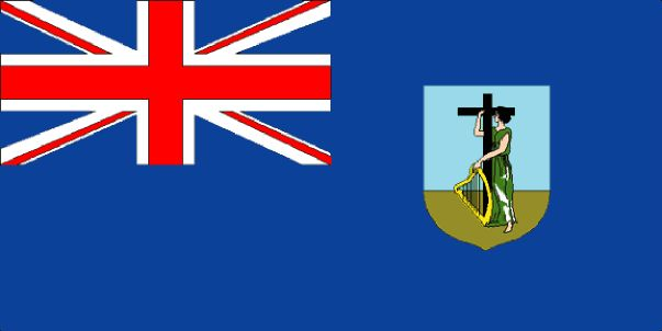 Montserrat is a British overseas territory.