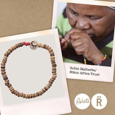 Nikon Africa Trust Awareness Bracelets Relate Beaded Cause Pinterest Fashion And How To Wear