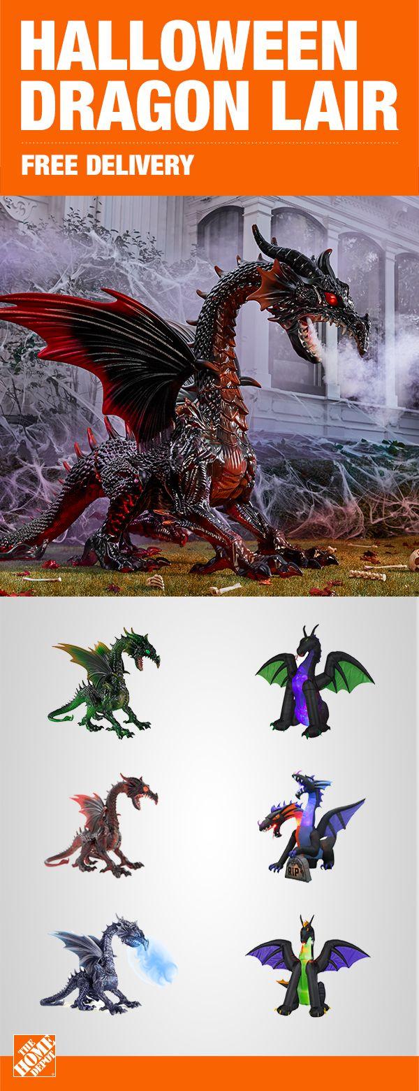 Dragon Halloween Decorations.Pin On Halloween Crafts Ideas