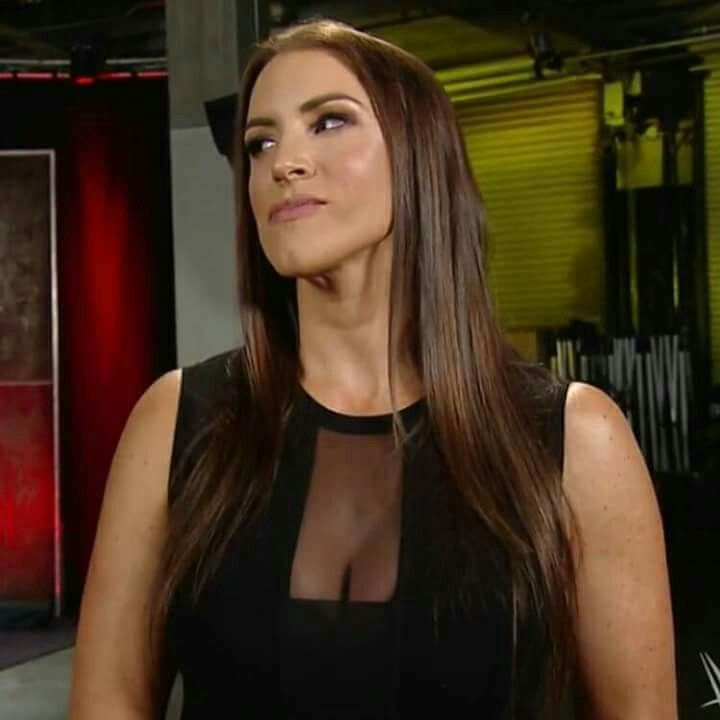Mcmahon hot boobs stephanie