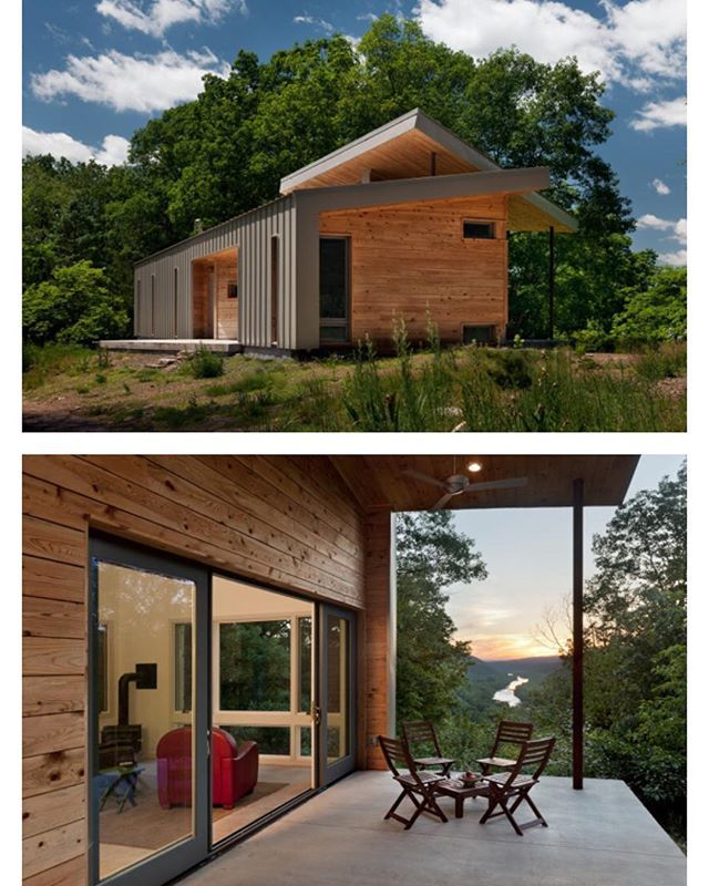 West #Virginia Home by GriD Architects