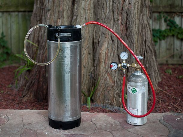 Homebrewing: How to Keg Your Beer: Soon...