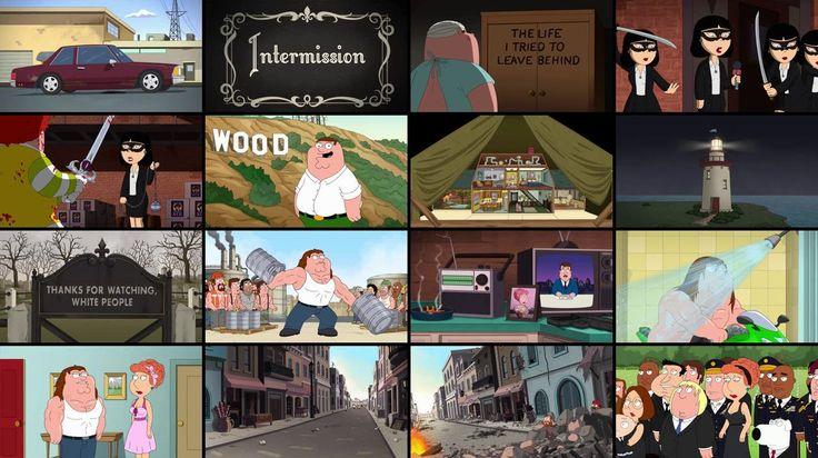 Watch Online Family Guy Season 16 Episode 5 - Three Directors - AllWebTube   OPENLOAD   allwebtube.com