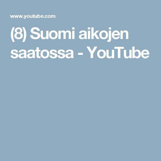(8) Suomi aikojen saatossa - YouTube