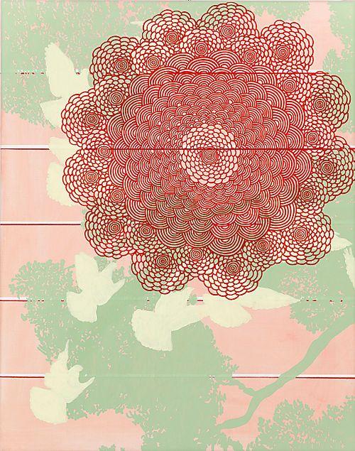 Mami Yamanaka | delicate patterns & forms reflecting nature