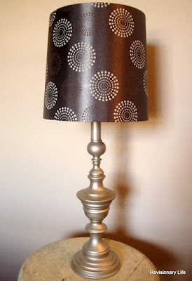 Revisionary Life: More Afters and My Obsession with Lamps Continues...